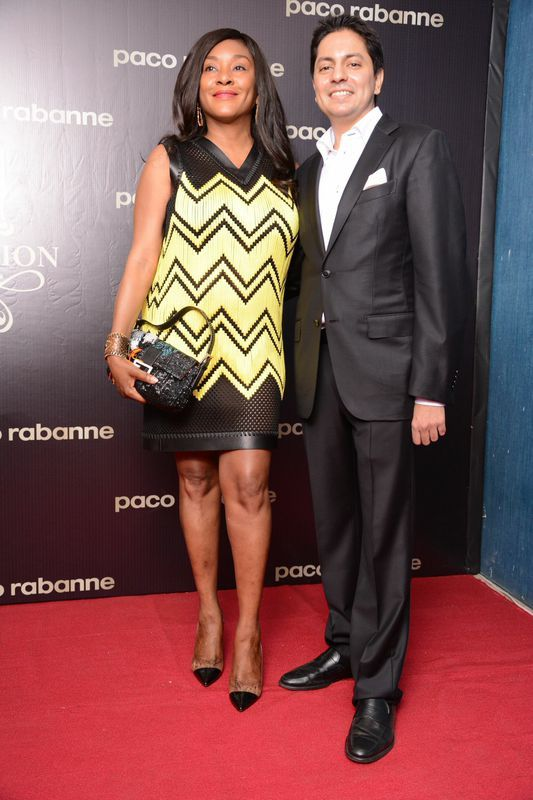 Paco Rabanne Million Party  - Bellanaija - December2014036