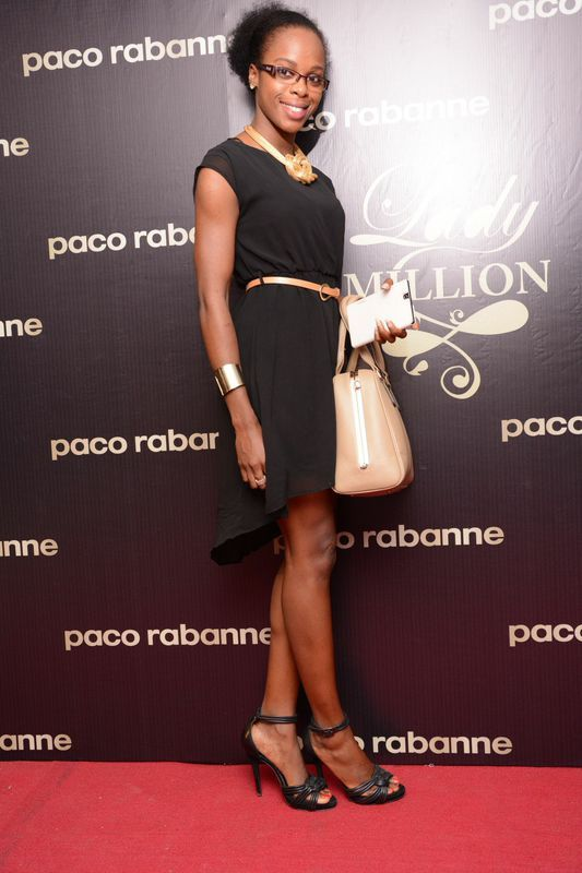 Paco Rabanne Million Party  - Bellanaija - December2014037