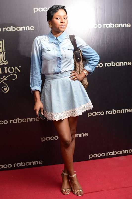 Paco Rabanne Million Party  - Bellanaija - December2014040