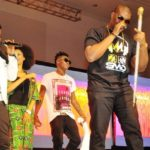 Korede Bello, Di'ja, Reekado Banks & Don Jazzy