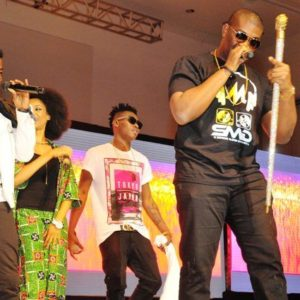 Korede Bello, Di'ja, Reekado Banks & Don Jazzy