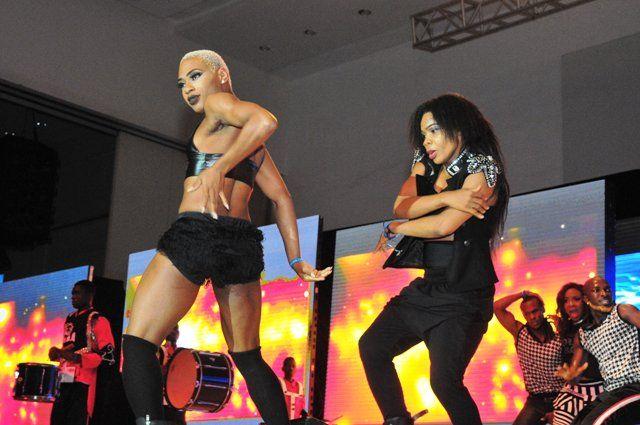 Ezinne Asomugha of CEO Dancers & Kaffy