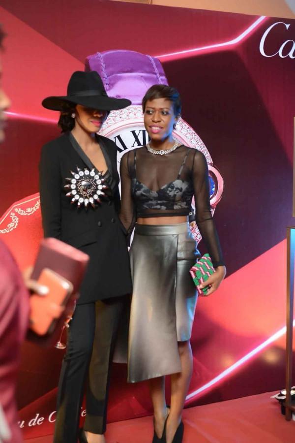 Ene Maya Lawani & Ezinne Chinkata