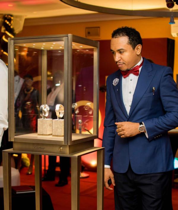 Polo Luxury Group Cartier Cocktail - Bellanaija - December2014011