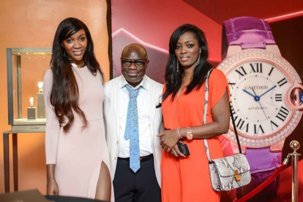 Polo Luxury Group Cartier Cocktail - Bellanaija - December2014013