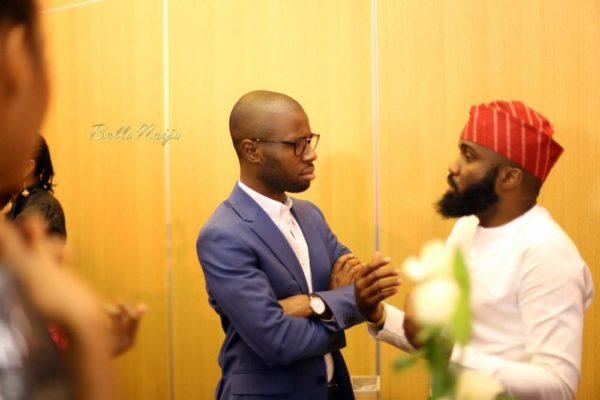 Bobo Omotayo & Noble Igwe