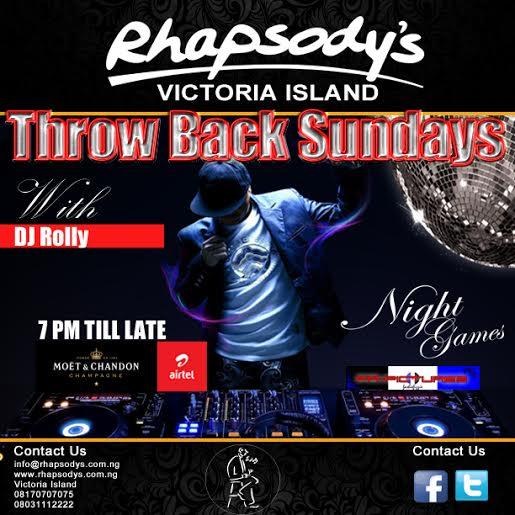 Rhapsody's Throw Back Sundays - BellaNaija - December 2014
