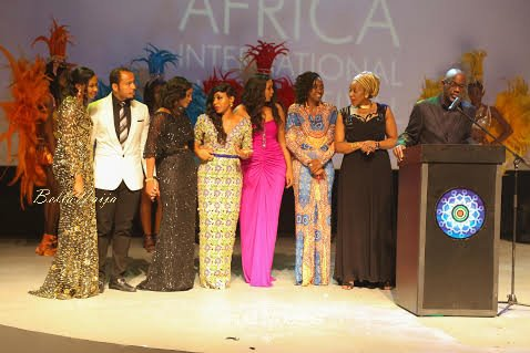 Rita Dominic, Omotola Jalade Ekeinde, Genevieve Nnaji, Kate Henshaw, and Ramsey Nouah were honored for their contributions to Nollywood