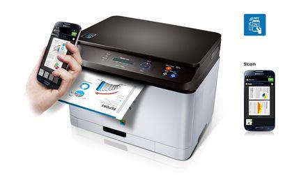 Samsug Xpress C460W Printer - BellaNaija - December 2014