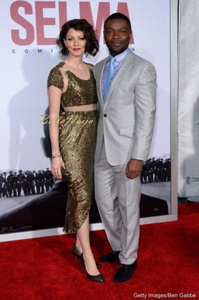 Jessica Oyelowo & David Oyelowo