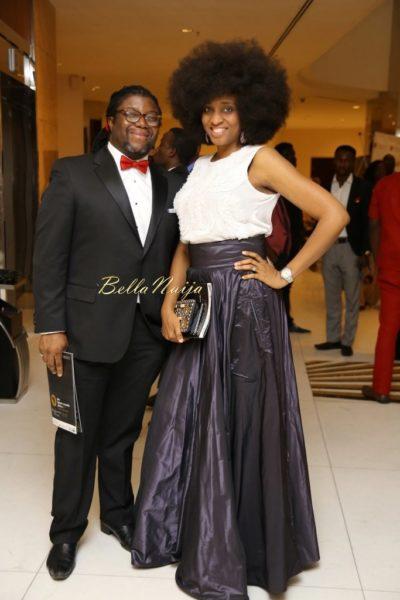 Funmi & Victor Okigbo