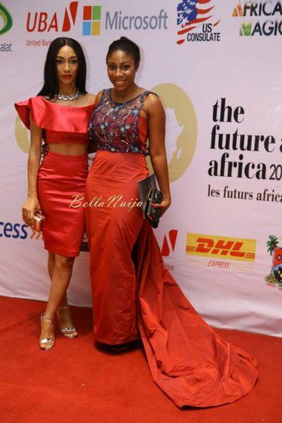 Leslie Okoye & Kaylah Oniwo