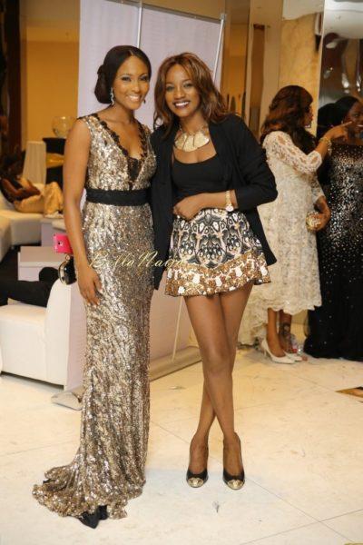 Osas Ighodaro & Seyi Shay