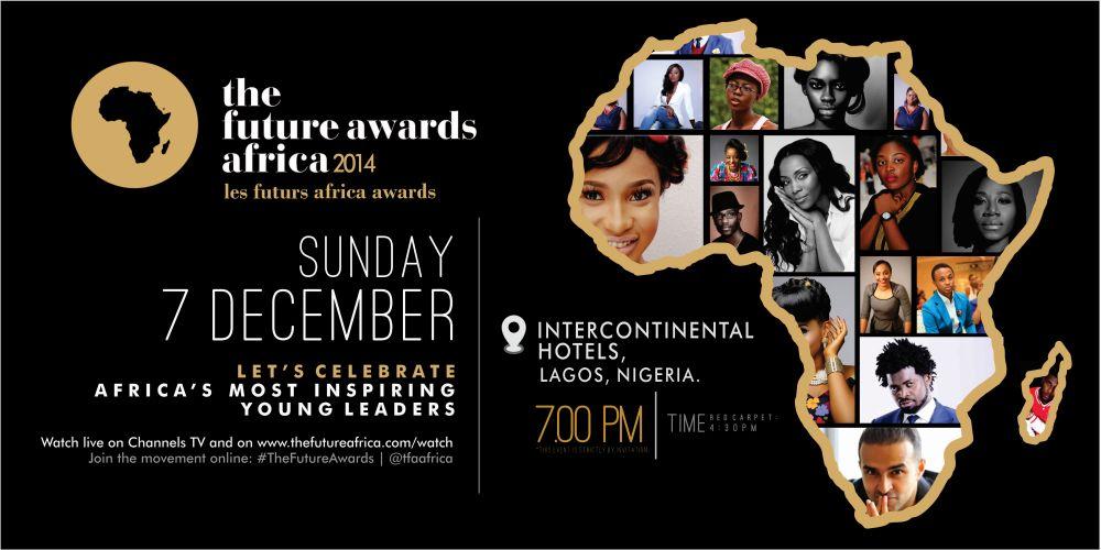 The Future Awards Africa - Bellanaija - November2014002
