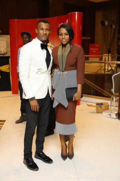 Gideon Okeke & Liz Yemoja