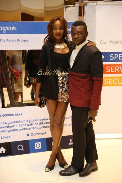 Seyi Shay & Ifan Ifeanyi Michael