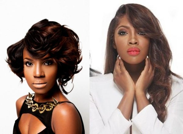 Tiwa Savage Seyi Shay