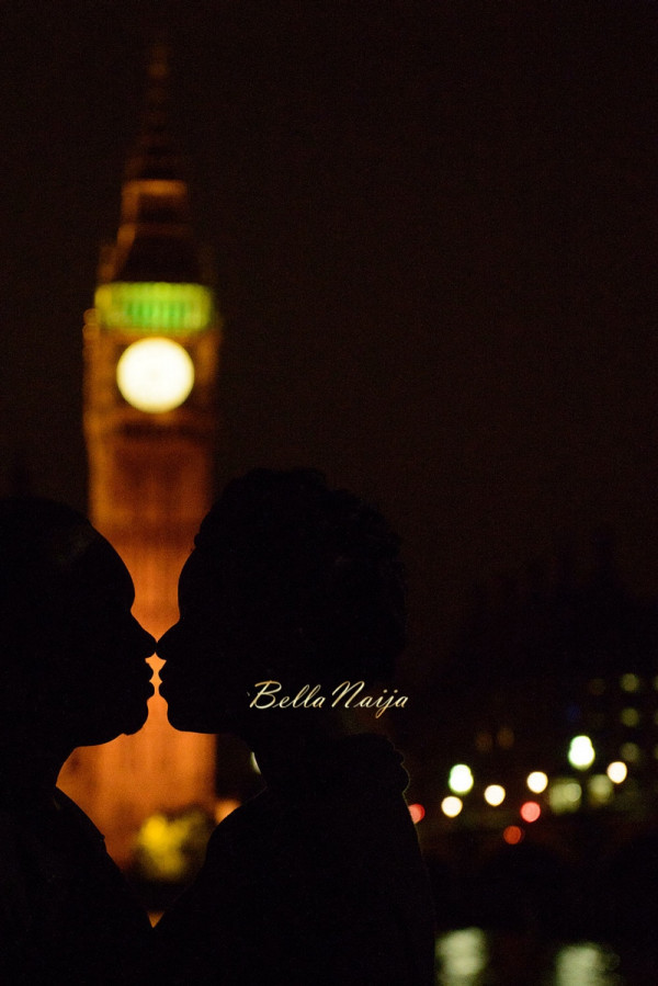 #TobiTeyeNoni | Paris & London Pre-Wedding Shoot | BellaNaija 0038
