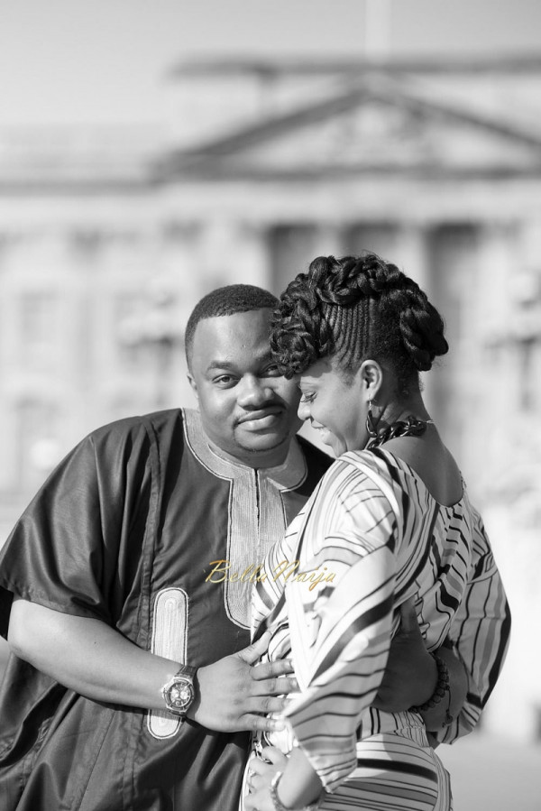 #TobiTeyeNoni | Paris & London Pre-Wedding Shoot | BellaNaija 0086