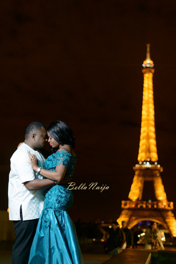#TobiTeyeNoni | Paris & London Pre-Wedding Shoot | BellaNaija 0176