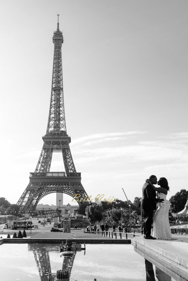#TobiTeyeNoni | Paris & London Pre-Wedding Shoot | BellaNaija 0215-2
