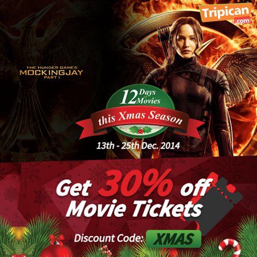 Tripican 12 Days of Movies - BellaNaija - December 2014