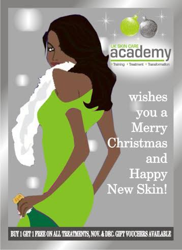 UK Skincare Academy - BellaNaija - December 2014