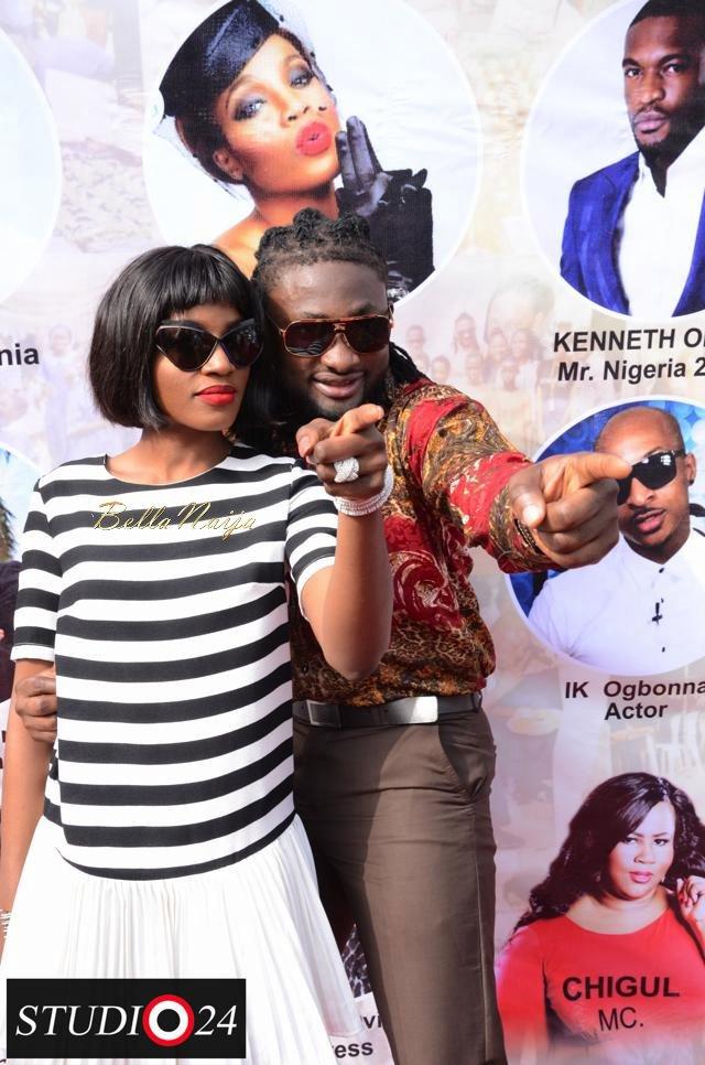 Seyi Shay & Uti Nwachukwu