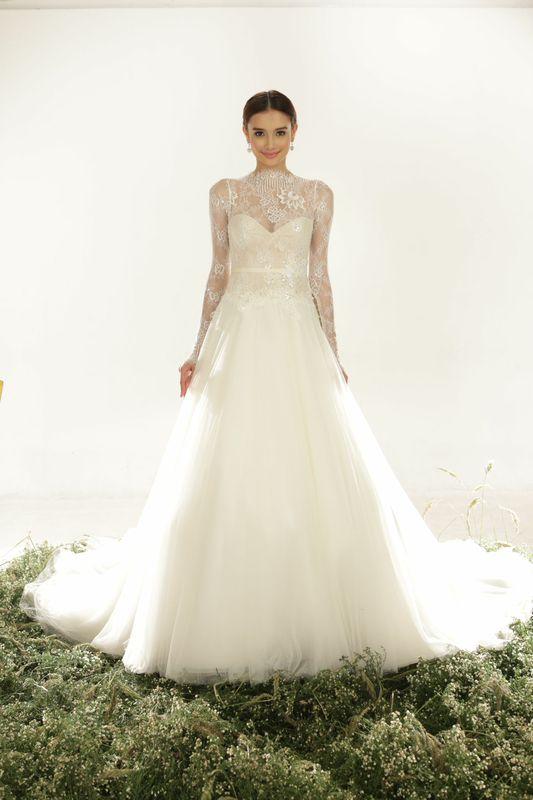 Veluz Bride RTW 2015-Francesca