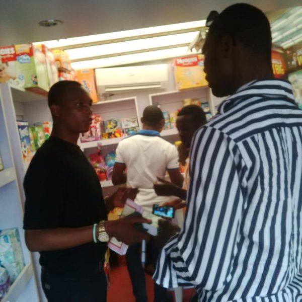 Verve Cashless Shop Small Win Big Lagos - Bellanaija - December2014005