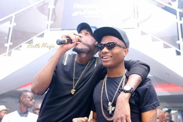 2face Idibia & Wizkid