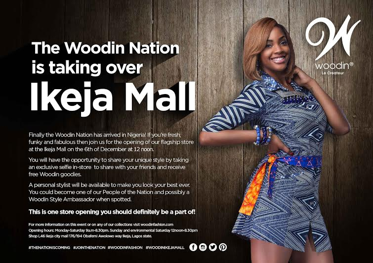 Woodin Nation - BellaNaija - December 2014