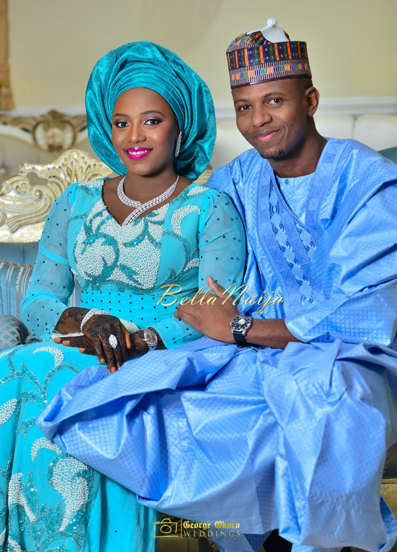Zamfara State Governor's Daughter's Wedding | George Okoro Photography | Hausa Kamu Wedding | BellaNaija 0George Okoro-14601