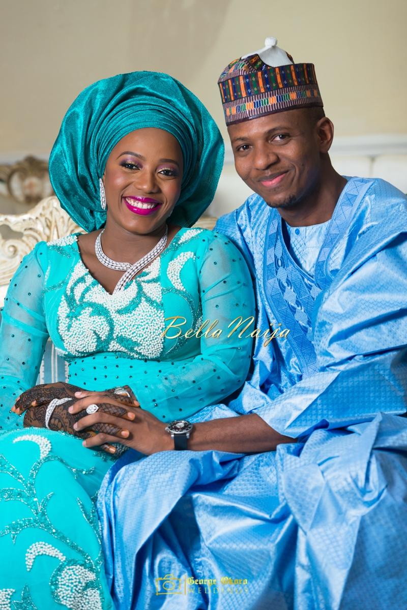 Zamfara State Governor's Daughter's Wedding | George Okoro Photography | Hausa Kamu Wedding | BellaNaija 0George Okoro-15304