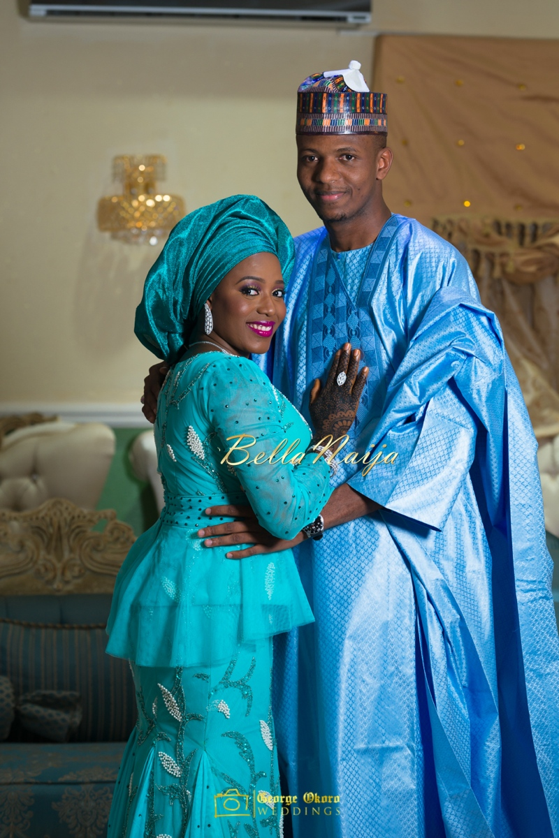 Zamfara State Governor's Daughter's Wedding | George Okoro Photography | Hausa Kamu Wedding | BellaNaija 0George Okoro-15505