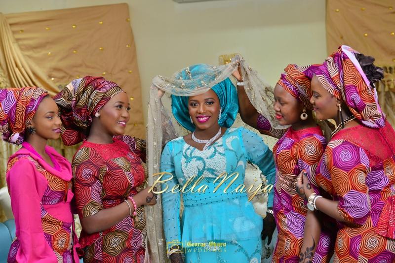 Zamfara State Governor's Daughter's Wedding | George Okoro Photography | Hausa Kamu Wedding | BellaNaija 0George Okoro-16204