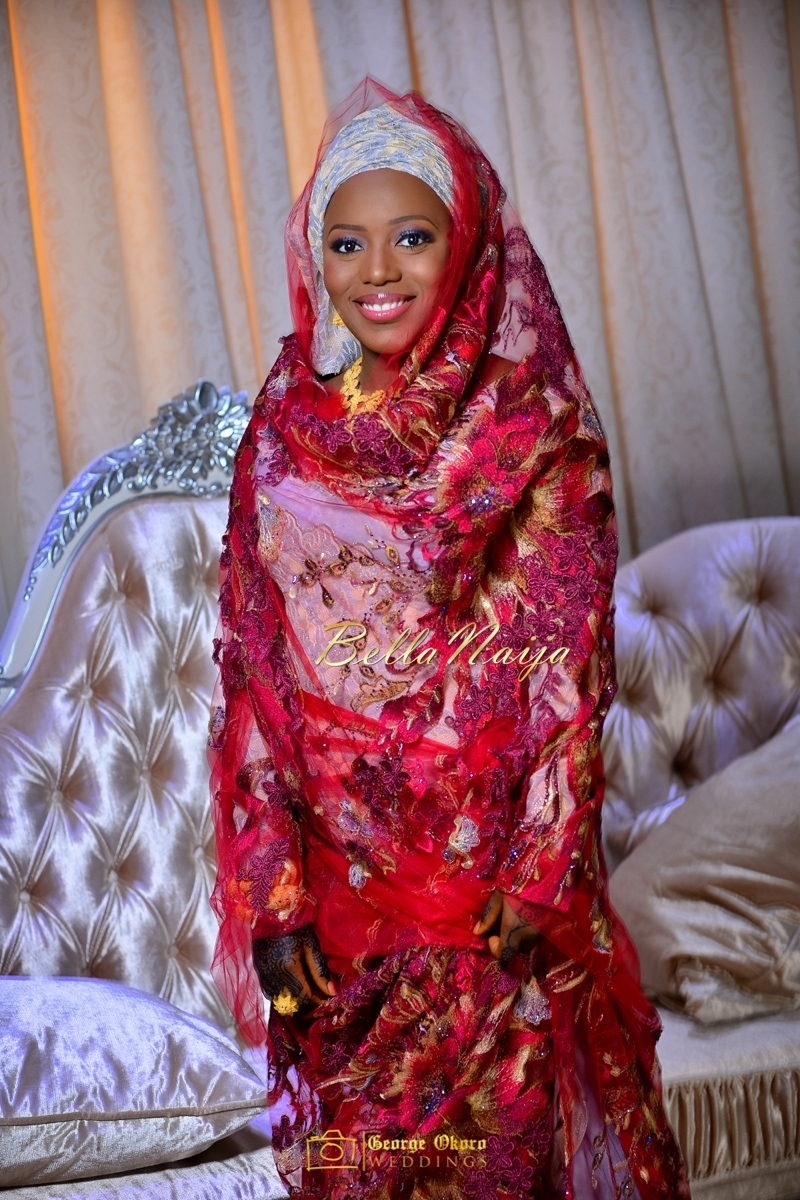 Zamfara State Governor's Daughter's Wedding | George Okoro Photography | Hausa Kamu Wedding | BellaNaija 0George Okoro-2-308