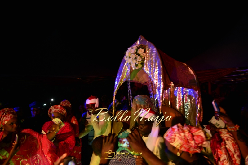 Zamfara State Governor's Daughter's Wedding | George Okoro Photography | Hausa Kamu Wedding | BellaNaija 0George Okoro-3516