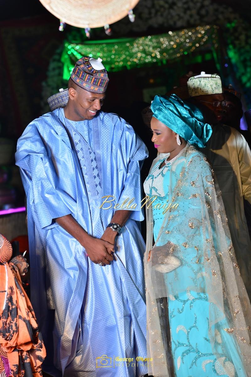 Zamfara State Governor's Daughter's Wedding | George Okoro Photography | Hausa Kamu Wedding | BellaNaija 0George Okoro-37116