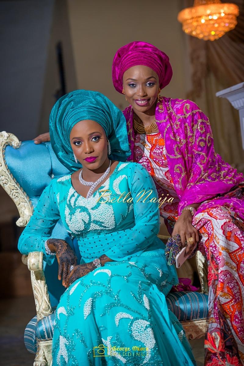 Zamfara State Governor's Daughter's Wedding | George Okoro Photography | Hausa Kamu Wedding | BellaNaija 0George Okoro-3917