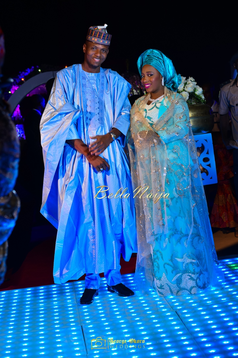 Zamfara State Governor's Daughter's Wedding | George Okoro Photography | Hausa Kamu Wedding | BellaNaija 0George Okoro-40318