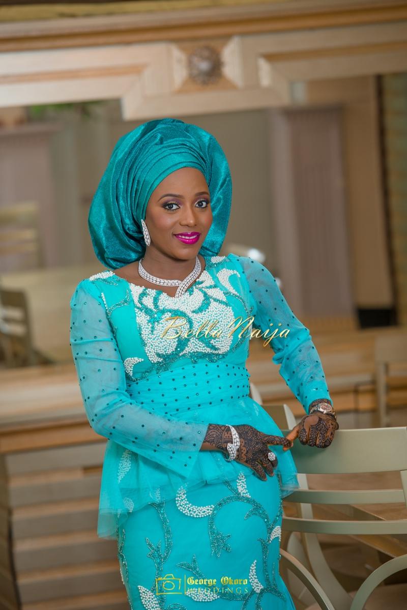 Zamfara State Governor's Daughter's Wedding | George Okoro Photography | Hausa Kamu Wedding | BellaNaija 0George Okoro-5323