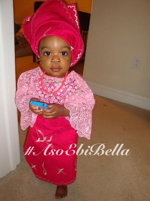 Labake's baby