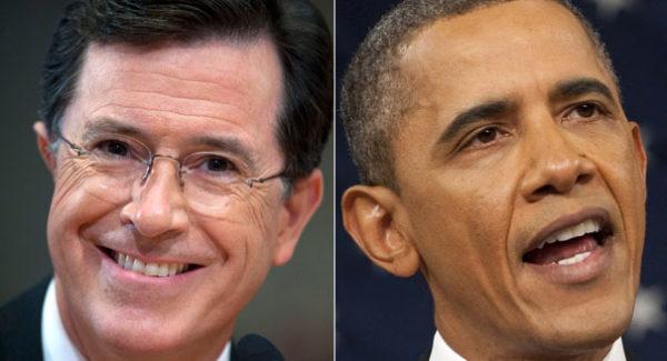obama Colbert