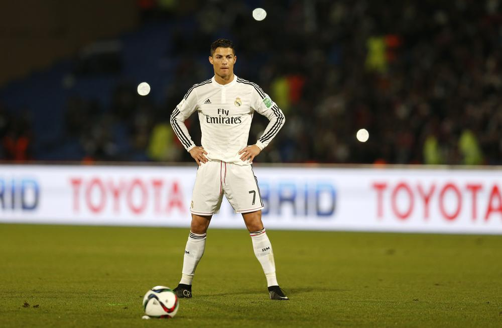 Cristiano Ronaldo Wins FIFA Ballon d'Or World Footballer of the Year