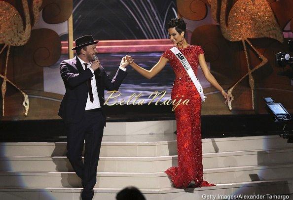 Top 5 - Miss Jamaica