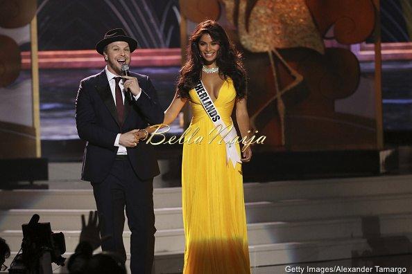 Top 5 - Miss Netherlands