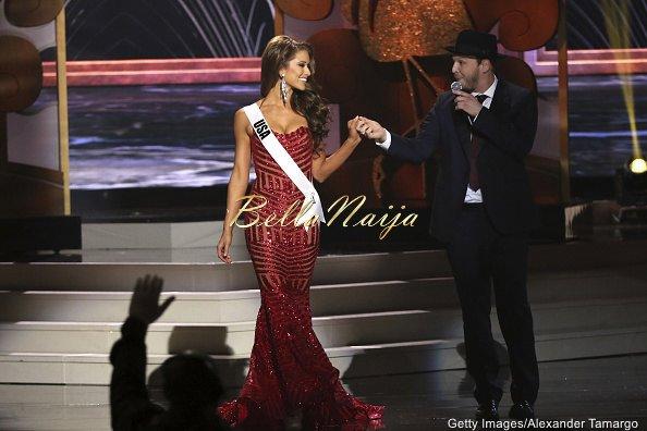 Top 5 - Miss USA