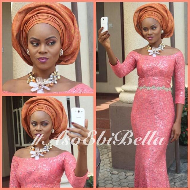 @adaureachumba, design by @dflrocks, fabric @flowfabrics, necklace @yuwauyi