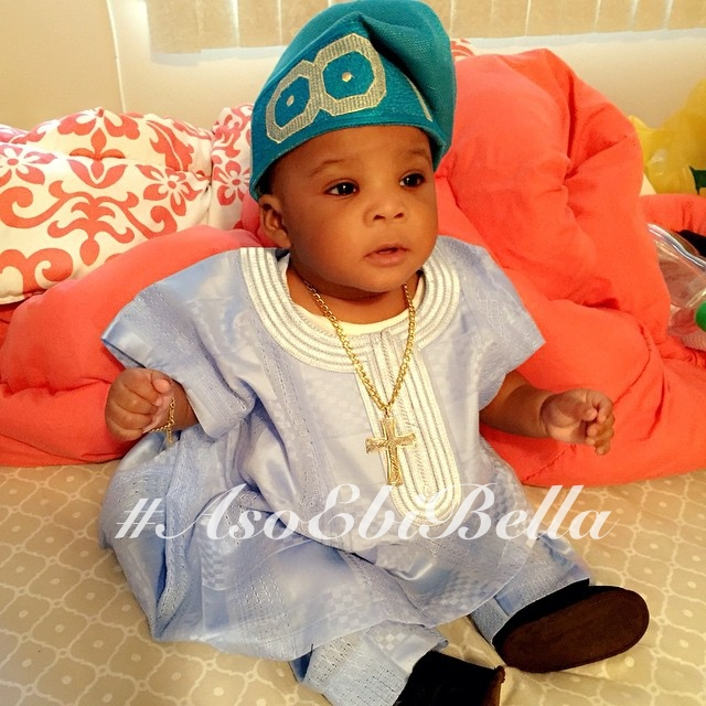 @adunola's son @lil_king_armani